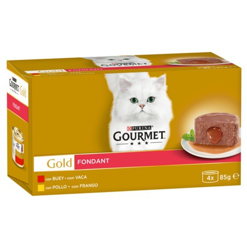 Pack Gourmet Gould Fondant buey y pollo