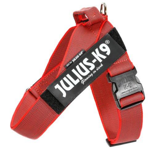 Arnés Julius K9 IDC Cinta rojo