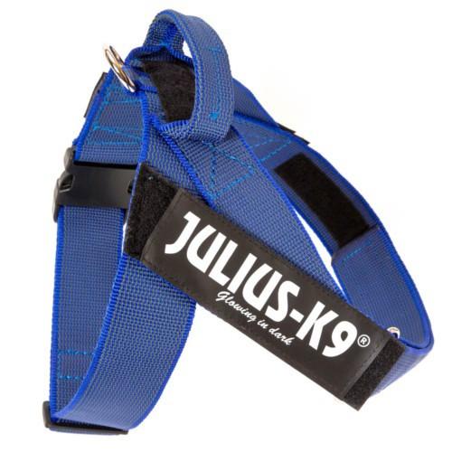 Arnés Julius K9 IDC Cinta Azul