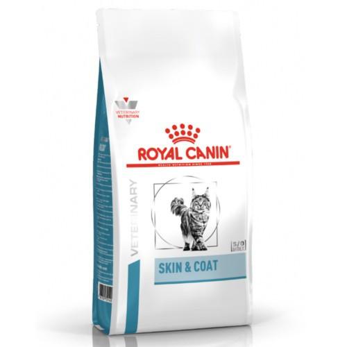 Pienso Royal Canin Skin & Coat para gatos