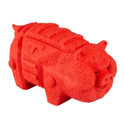 Juguete de látex TK-Pet Cerdo origami