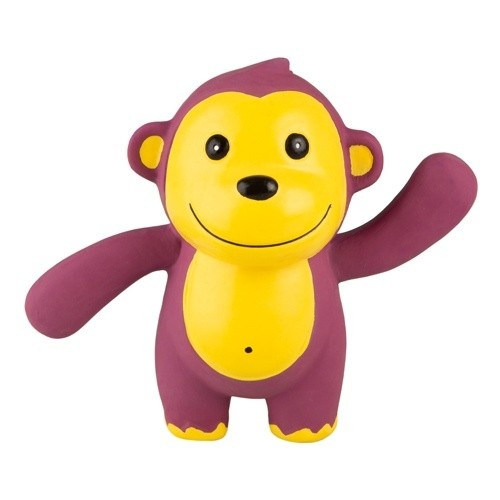 Juguete de látex TK-Pet Mono feliz