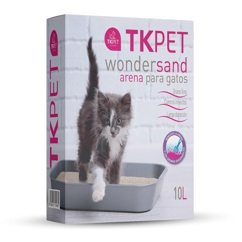 TK-Pet Litter Arena Wondersand para gatos