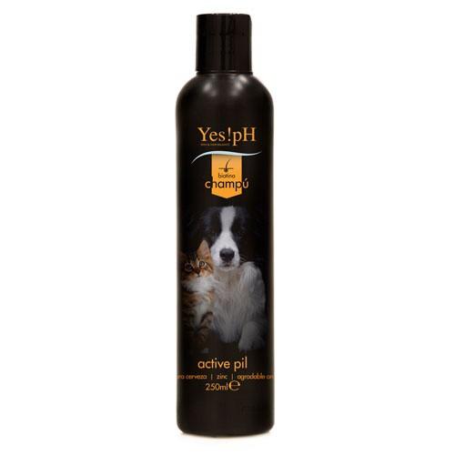 Champú Yes!pH Active Pil para perros y gatos