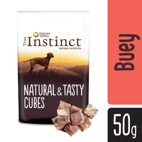 True Instinct Natural & Tasty Cubes Buey