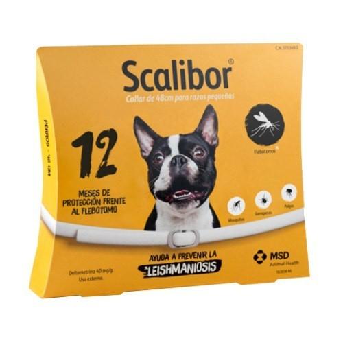 Scalibor Collar Antiparasitario para perros - 48 cm