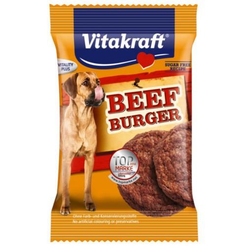 Hamburguesa para perros Vitakraft Beef Burger