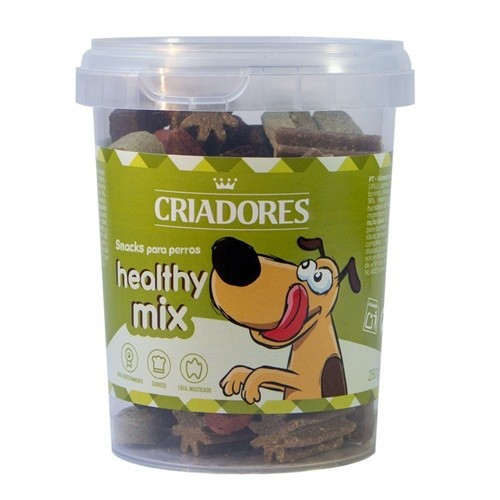 Snacks para perros Criadores Healthy Mix