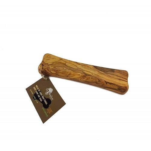 Mordedor para perros madera de olivo BiMordiscos