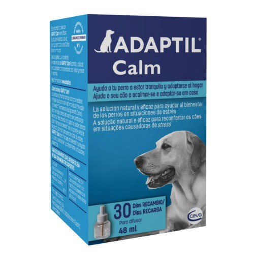 Feromona Apaciguante Canina Adaptil, recambio