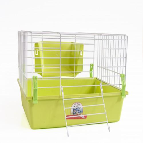 Jaula para roedores 1043 de Manufacturas Metalúrgicas