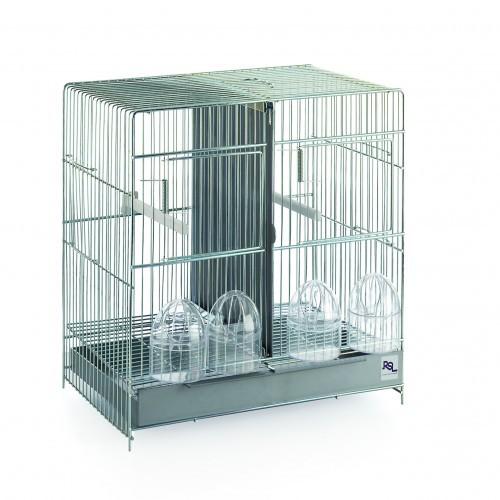 Jaula de Cría Para Canarios Periquitos Aves Pequeñas 1400