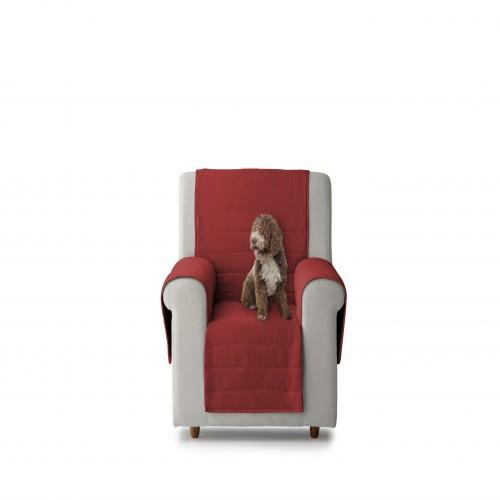Cubre sillón acolchado para perros reversible Florencia