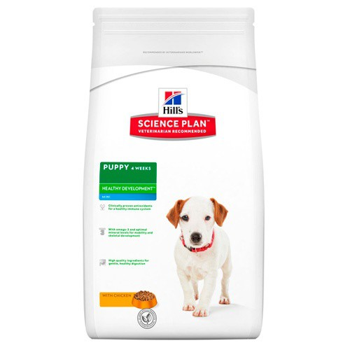 Hill's Canine Puppy Healthy Development Mini Pollo