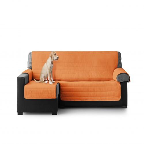 Cubre chaise longue izquierdo para perros acolchado