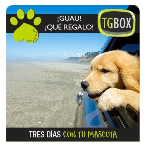 Tres días con tu mascota TGBOX
