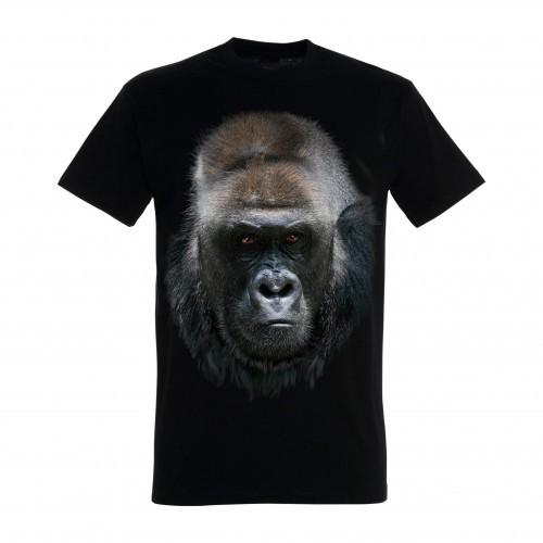Camiseta Gorila color Negro
