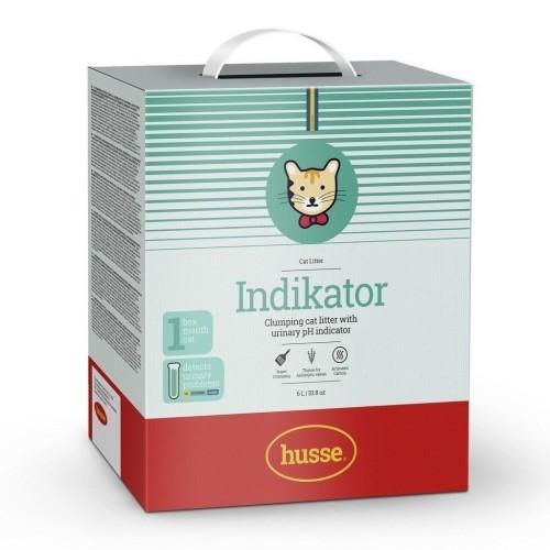 Arena para gatos Indikator olor Neutro