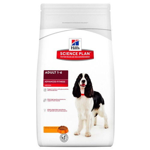 Hill's Canine Adult Medium Pollo