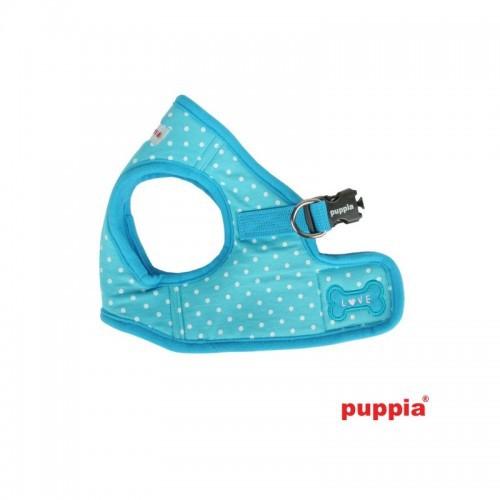 Arnés Dotty Vest para perros color Azul cielo