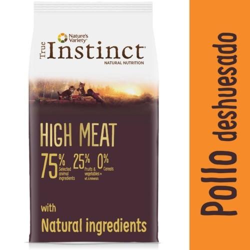 Pienso True Instinct High Meat Kitten Pollo