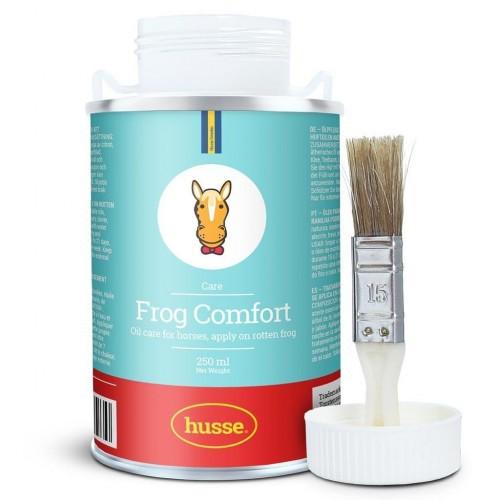Aceite para los cascos podridos Frog Comfort