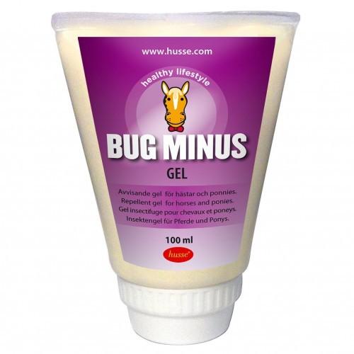 Repelente de insectos para caballos Husse Bug Minus Gel