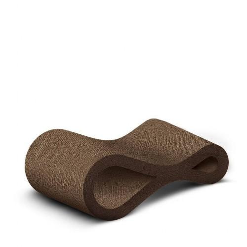 Rascador para gatos Knut color marrón