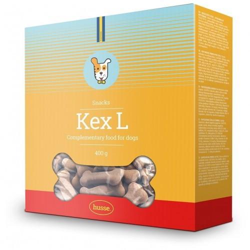 Galletas para perros Kex L sabor leche y vegetales