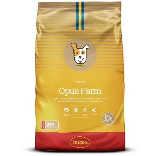 Pienso Husse Opus Farm para perros sabor Pollo