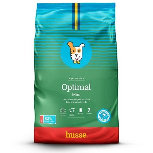 Pienso Husse Optimal Mini para perros sabor Pollo