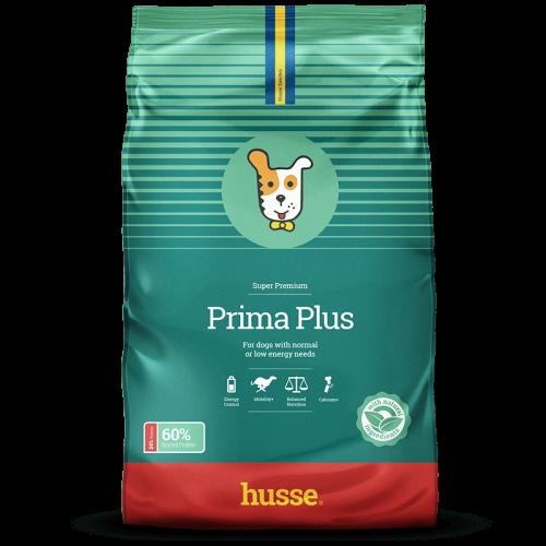 Pienso Husse Prima Plus para perros sabor Pollo