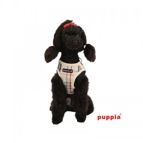 Arnés para perros Puppia Junior Vest color beige