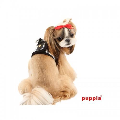 Arnés Junior Vest para perros color Negro