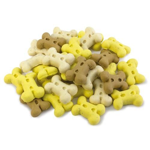 Galletas para perros Arquivet mini huesos sabor vainilla