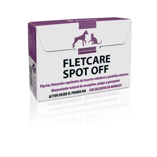 Pipetas para perros y gatos Farbiol Fletcare Spot Off