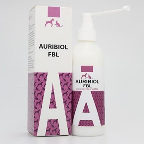 Limpiador de oídos para perros Farbiol Auribiol