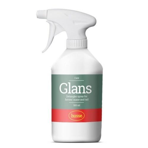Desenredante para caballos Glans para crin y cola