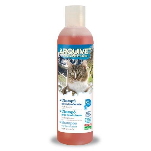 Champú para gatos olor Neutro