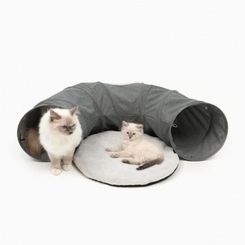 Túnel con cama gris Catit Vesper color Gris