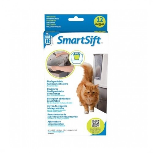 Bolsas de arenero para gatos Hagen SmartSift pack 12