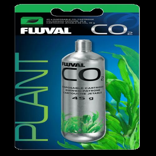 Cartucho desechable 45 g para kit de CO2 para peces