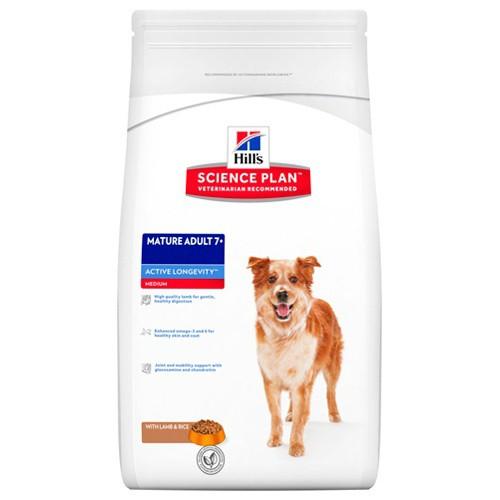 Hill's Canine Senior Cordero y Arroz