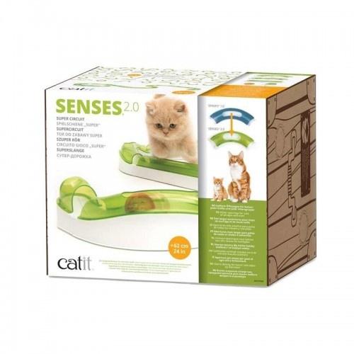 Supercircuito para gatos Catit Senses 2.0