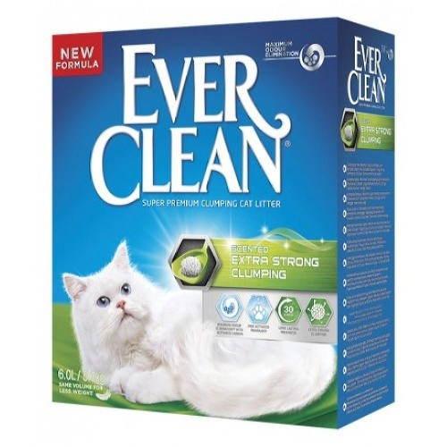 Arena Ever Clean Extra Strong Clumping perfumada