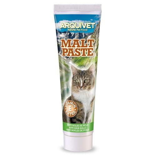 Pasta de malta para gatos sabor Neutro