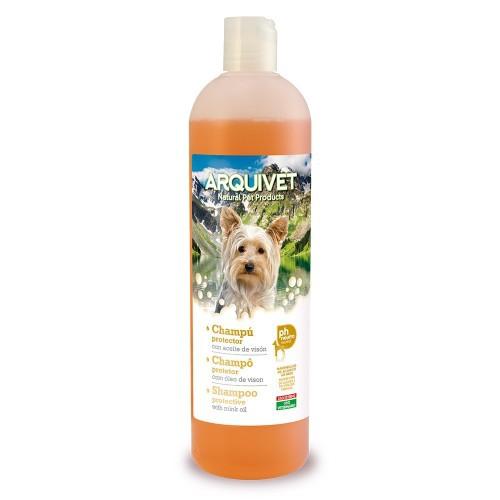 Champú protector para perros olor Neutro