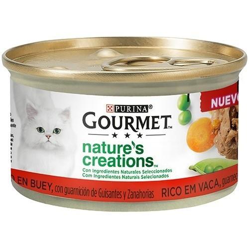 Gourmet Nature?s Creations Mini Filetes de buey