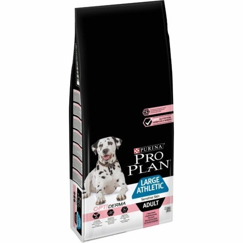 Purina Pro Plan Large Athletic OptiDerma salmón