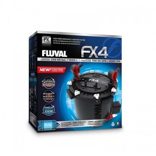 Filtro externo para acuario FX4 para peces